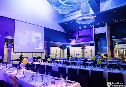 2019-11-15 UNSW 70th Alumni Dinner @ Watermark Central